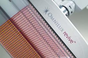 Omnilux Revive nieuwe lichttherapie voor huidverbetering