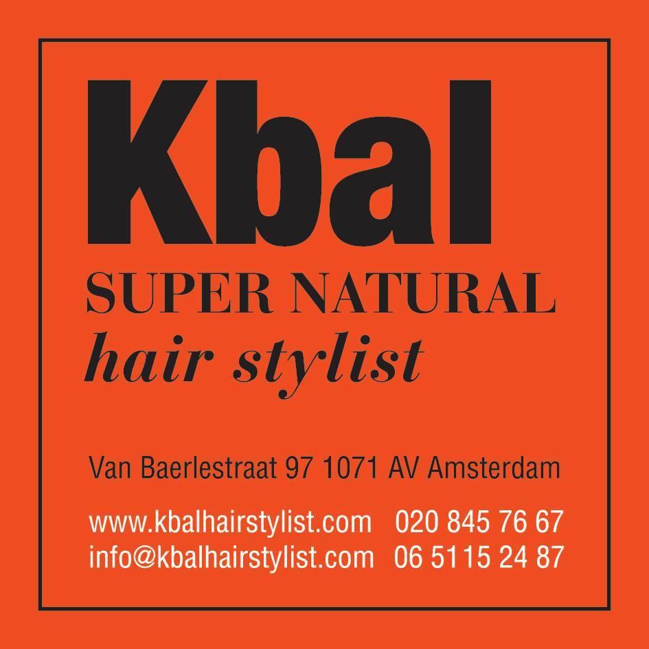 Kbal hair stylist Van Baerlestraat 97 Amsterdam