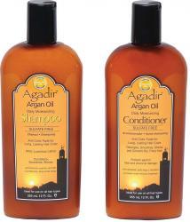 "Agadir Argan Oil Daily Shampoo + Conditioner ""Combo Set"