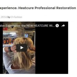 The REDKEN Experience: Heatcure Professional Restoration with Hair Colour Services